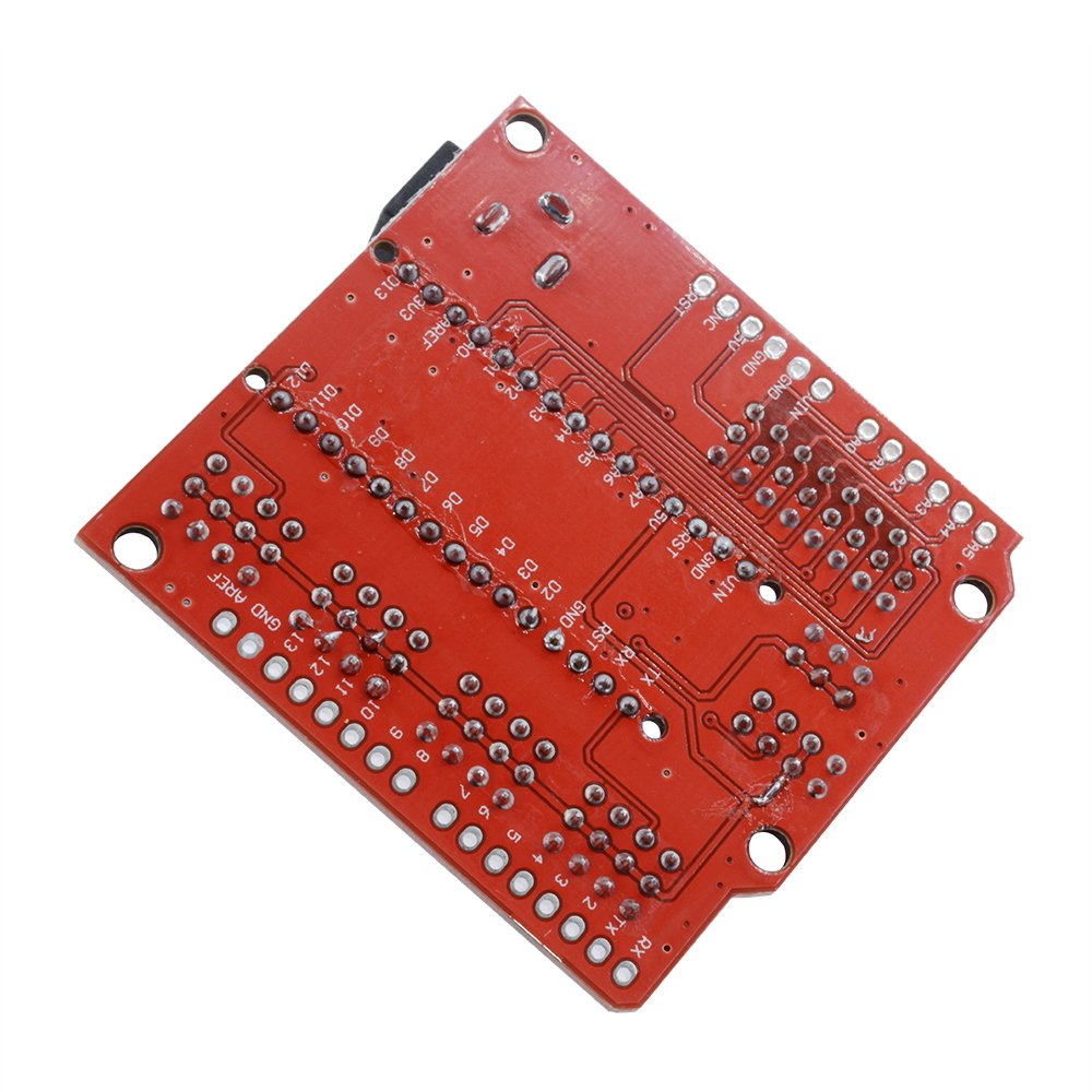 diymore Nano Expansion Prototype I/O Shield Extension Board for Arduino Nano V3.0 by diymore (Image #8)