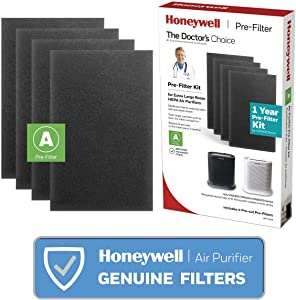 HONEYWELL HRF-A300 Pre Kit air Purifier Filter, Black