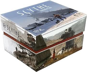 Scythe: Legendary Box: Amazon.es: Juguetes y juegos
