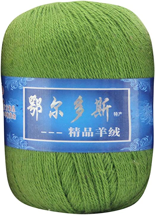 Hilo de crochet para tejer a mano marca china, lana gruesa ...