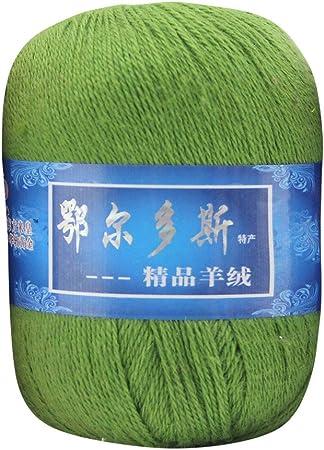 Hilo de crochet para tejer a mano marca china, lana gruesa, colorida manta de lana para tejer, lana y lana de ...