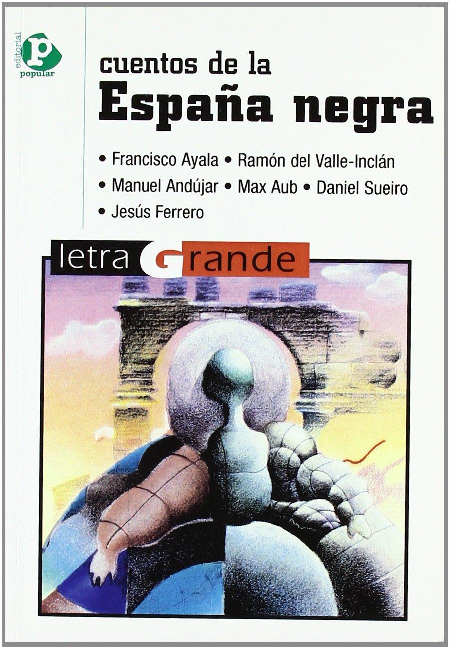 Cuentos de la España negra (Letra grande): Amazon.es: AA. VV ...