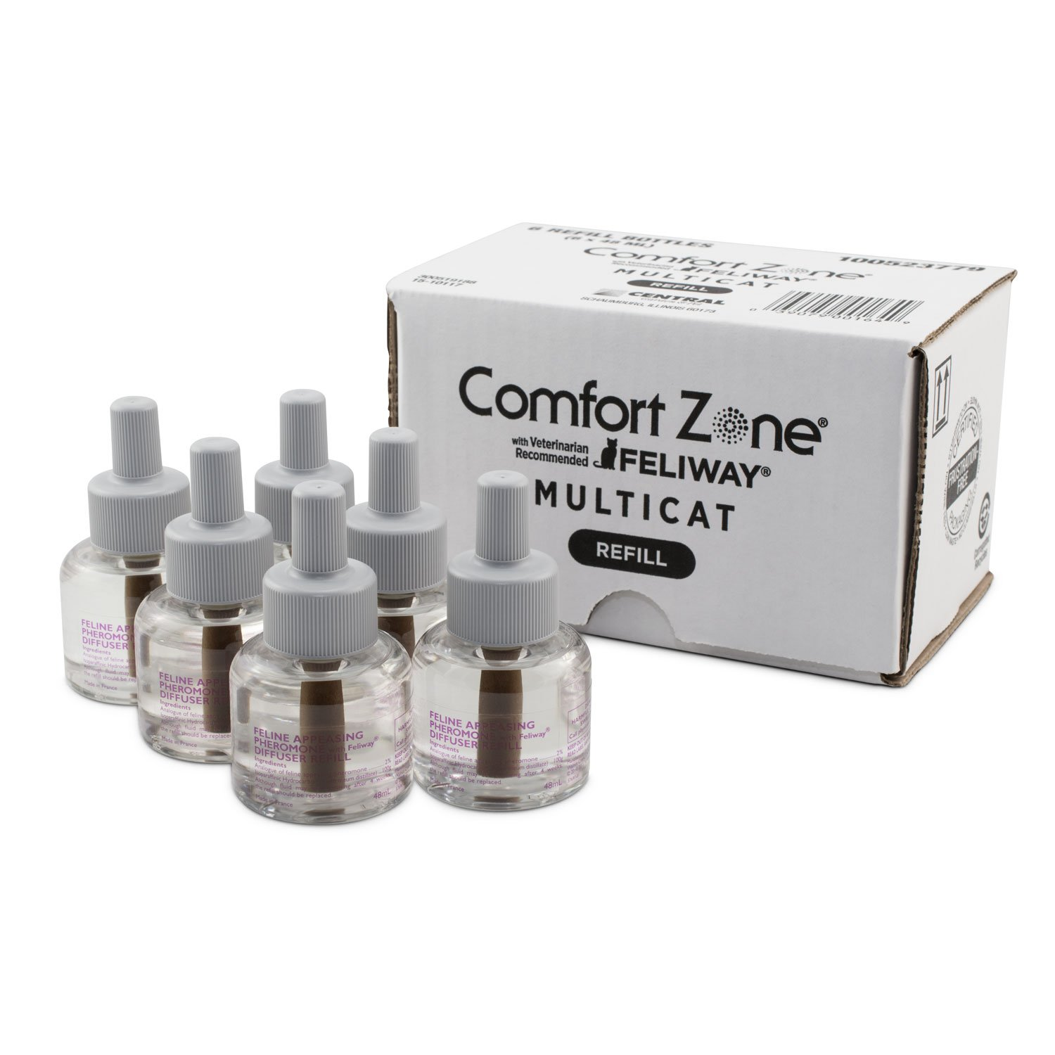 carton cz products all pheromone comforter zone leftview spray sprayscratch scratch comfort control cat feliway