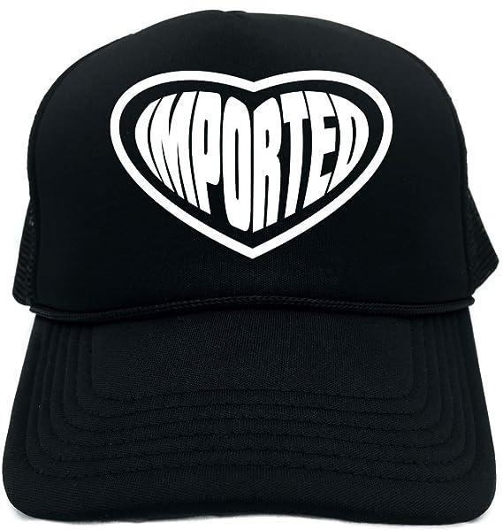 c21cd5b9 Signature Depot Funny Trucker Hat (Imported (Heart) Cute Fashion) Unisex  Adult Foam