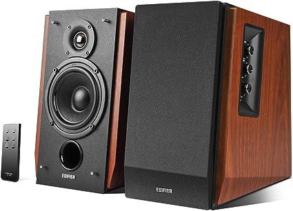 Amazon.com: Altavoces de estante Edifier r1700bt Bluetooth ...