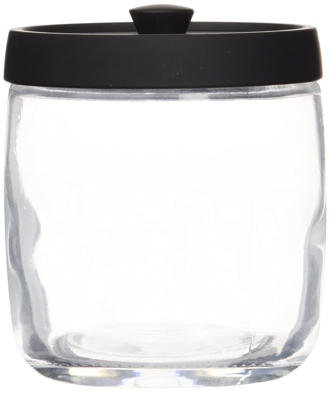 InterDesign Ariana Bathroom Canister Cosmetic Image 1