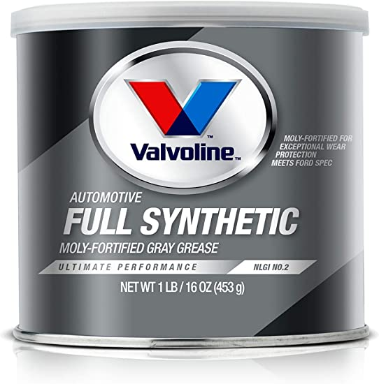 Valvoline Full Synthetic Grease
