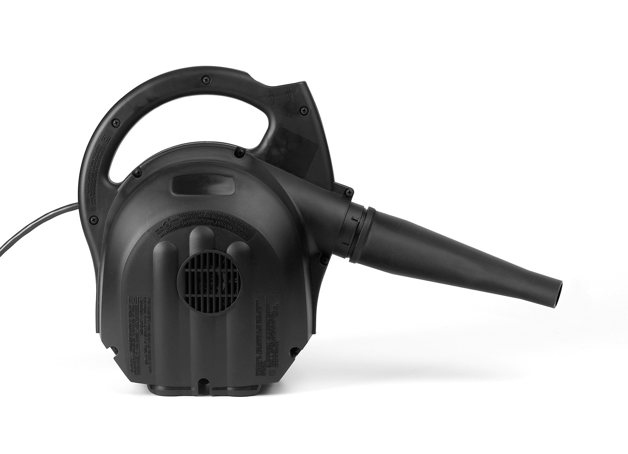 Workshop Wet Dry Blower Vac WS1200DE Heavy Duty Leaf 12 Gallon Wet Dry Vacuum Cleaner And Leaf Blower, 5.0 Hip by WORKSHOP Wet/Dry Vacs (Image #6)