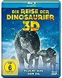 Die Reise der Dinosaurier - Flucht aus dem Eis [3D Blu-ray]