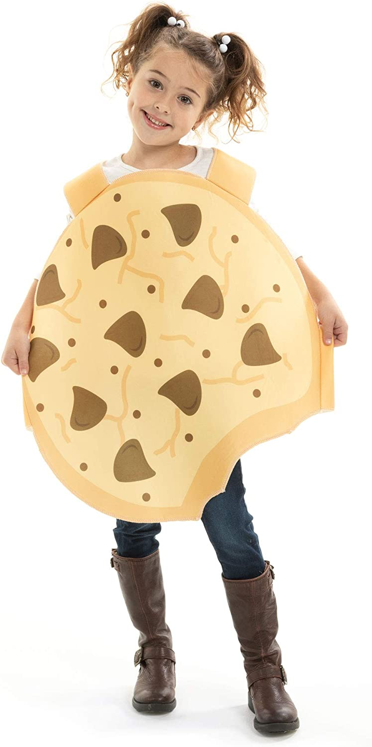 Crumbly Cookie Children's Halloween Costume - Funny Food Kids Outfit