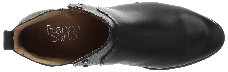 Franco Sarto Women's Richland Ankle Boot B072L7PB6H 5.5 B(M) US|Black