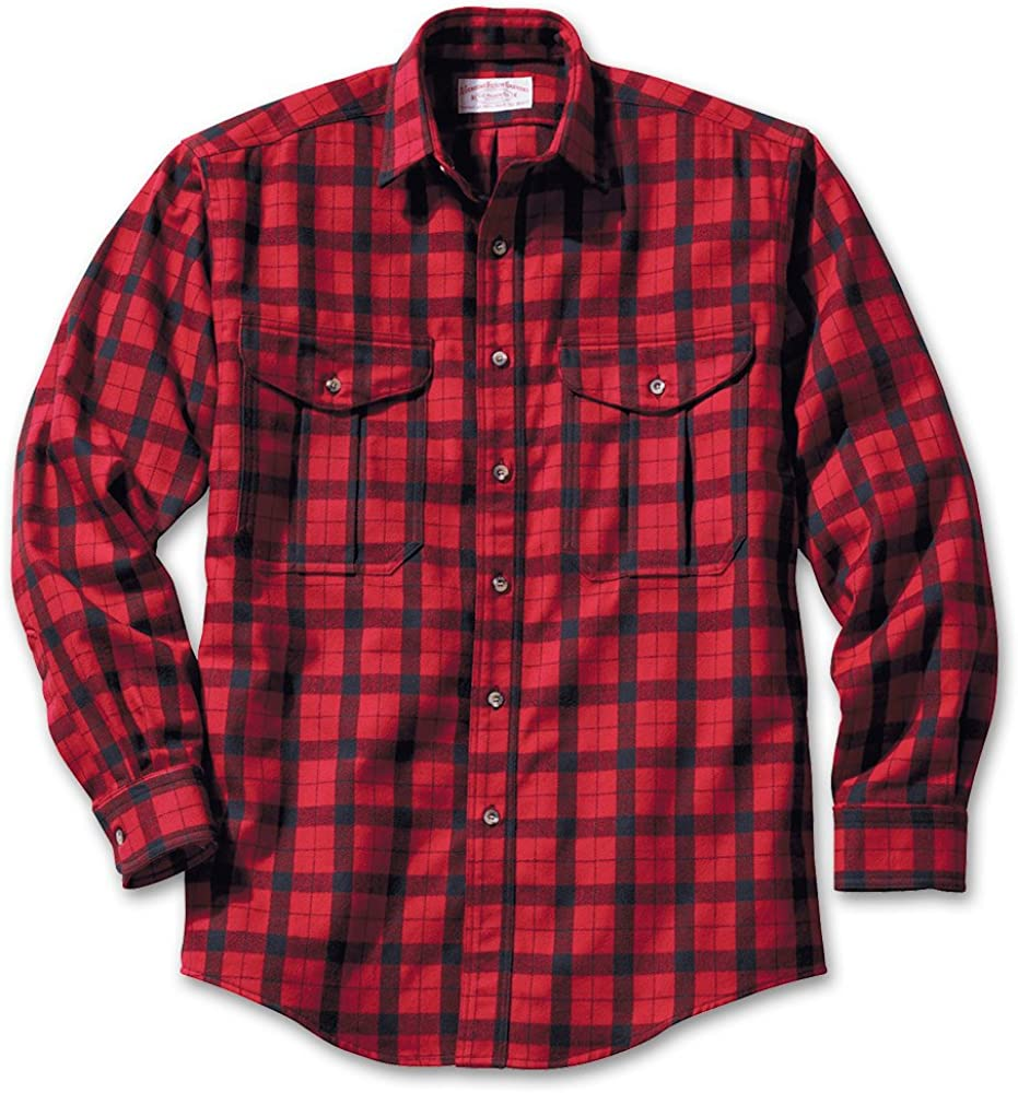 Filson Mens Extra Long Alaskan Guide Shirt