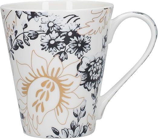 Amazon Com V A Mug With Palmer S Silk Design Fine Bone China Multi Colour 450 Ml Coffee Cups Mugs
