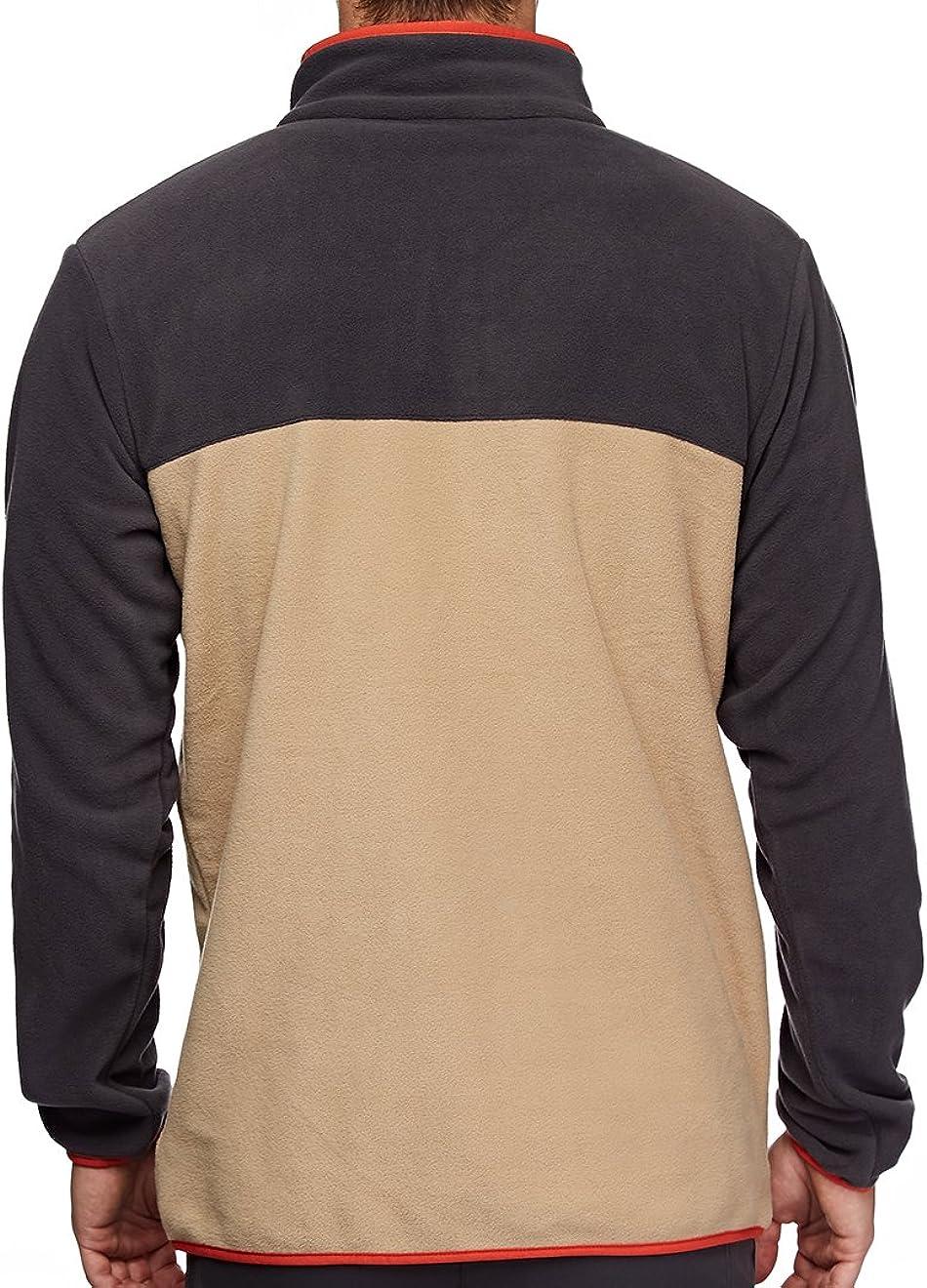 Columbia Mens Mountain Side Fleece Jacket