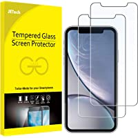 JETech 3-Pack Screen Protector for Apple iPhone XR 6.1-Inch, Tempered Glass Film