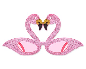Amazon.com: ACE Select Fiesta Hawaii Flamingo anteojos de ...