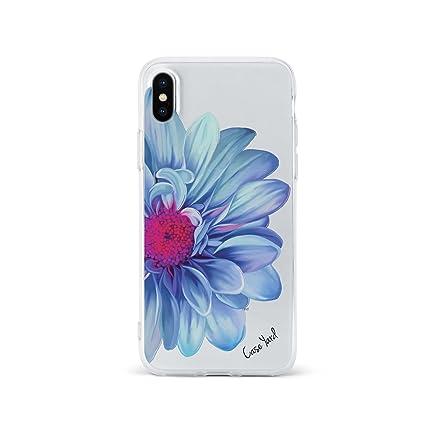 Amazon.com: iPhone X funda transparente, caseyard Slim-fit ...