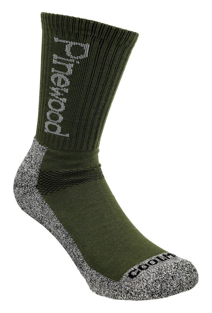 Pinewood 9212 Coolmax Socke 2-er Pack