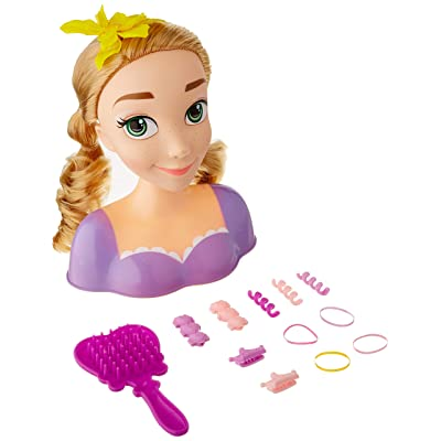 Disney Princess Rapunzel Styling Head: Toys & Games
