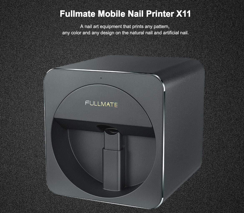 Amazon.com: O2 Fullmate X11 - Impresora de uñas portátil ...
