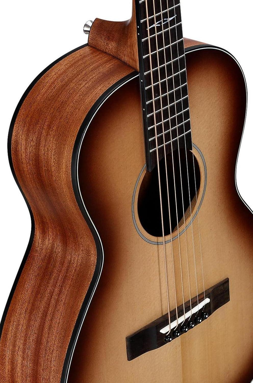 Alvarez Delta DeLite Small Bodied Acoustic Guitar Natural