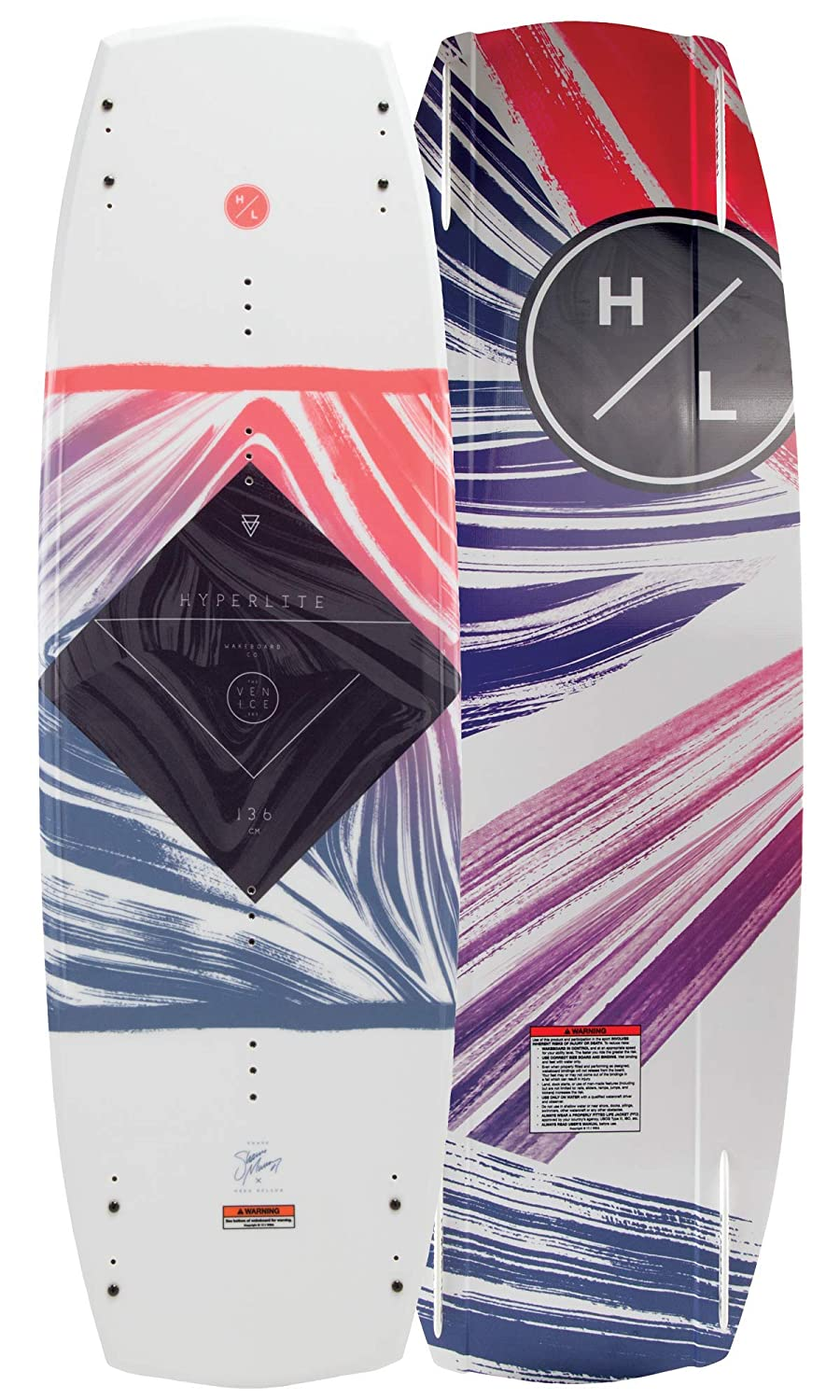 Hyperlite Venice Wakeboard 2019 B0064G1EVI Wakeboards Wakeboards Wakeboards Der neueste Stil 0323a4