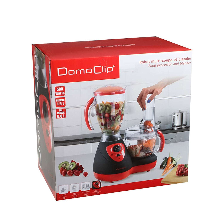 HSN - Robot de cocina con batidora de 1,5 litros (recipiente para ...