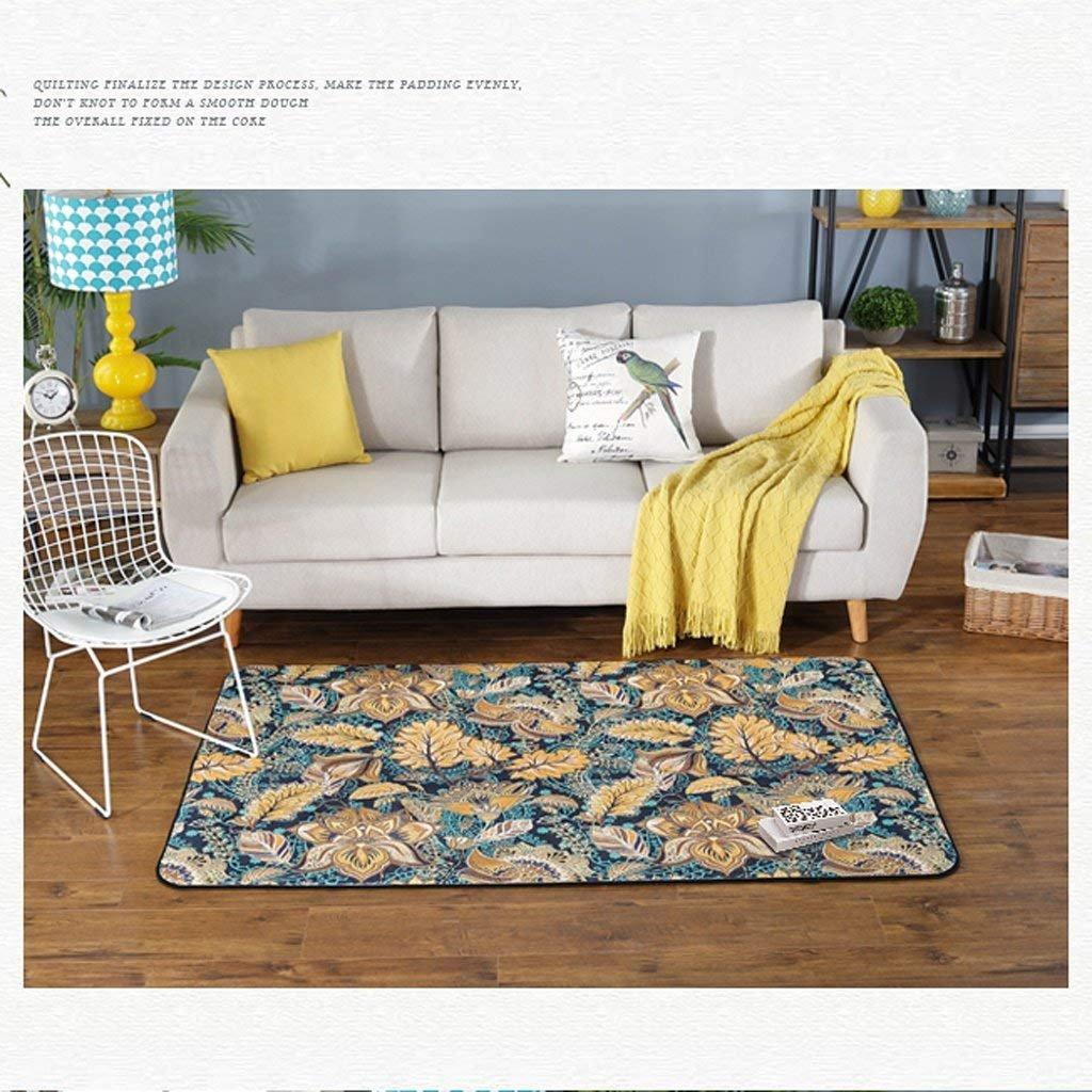 DSJ Rug Rug Rug Nordic Rug, Teppich Wohnzimmer Rustikale Teppich, Moderne Schlafzimmer Teppichboden, Sofa Rechteckige Bettwäsche B07GDZDWMW | Starke Hitze- und Hitzebeständigkeit  215896
