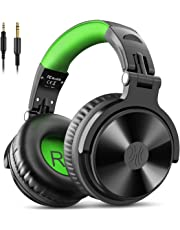 $36 » OneOdio Gaming Headsets, Over Ear Headphones, Wired Stereo Sound Gaming Chat Headphones, 50mm Driver, Soft Earmuffs for PS4, Xbox, Cell Phone, PC