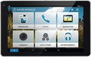 OverDryve Rv Tablet, 7-Inch GPS Tablet with Built-in Dash Cam and Free Lifetime Maps