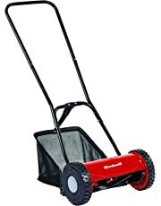 Einhell GC-HM 30 Manual Hand Push Lawnmower with 30 cm Cutting Width - Multi-Colour