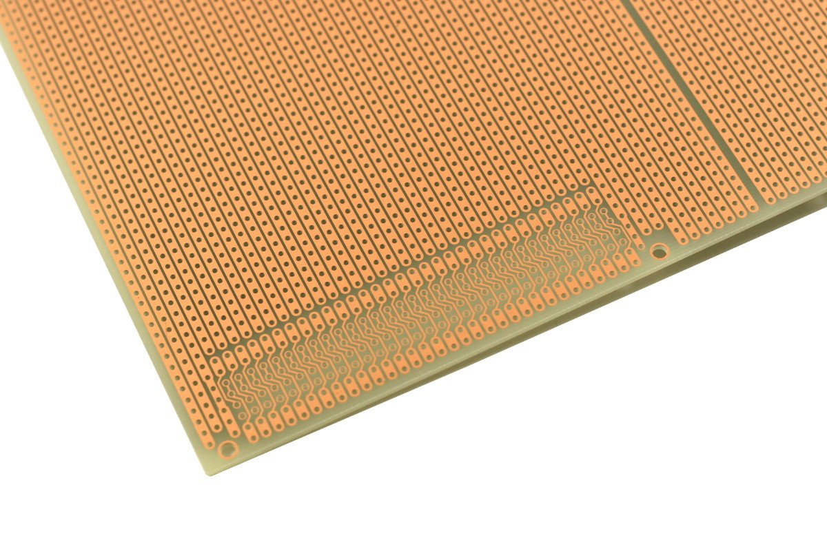 Busboard Prototype Systems ST2 Traditional Stripboard Pattern Prototypin 2 pcs
