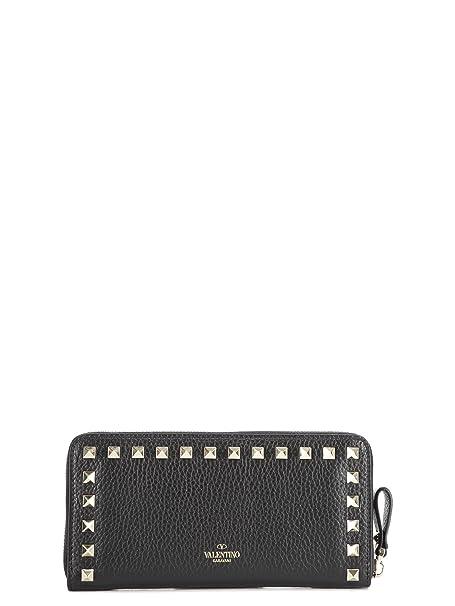Valentino Garavani Cartera para mujer Mujer Negro Talla Del Vestido Brand Uni: Amazon.es: Ropa y accesorios