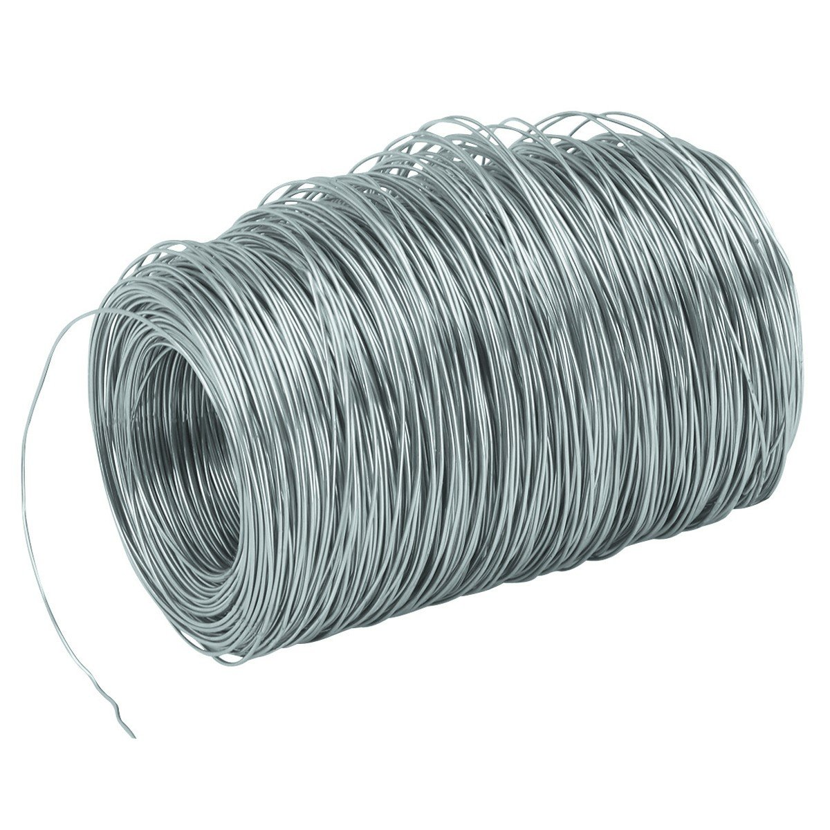 0.041 Stainless Steel Lock Wire, 1 Lb. Coil: Cable And Wire Rope ...