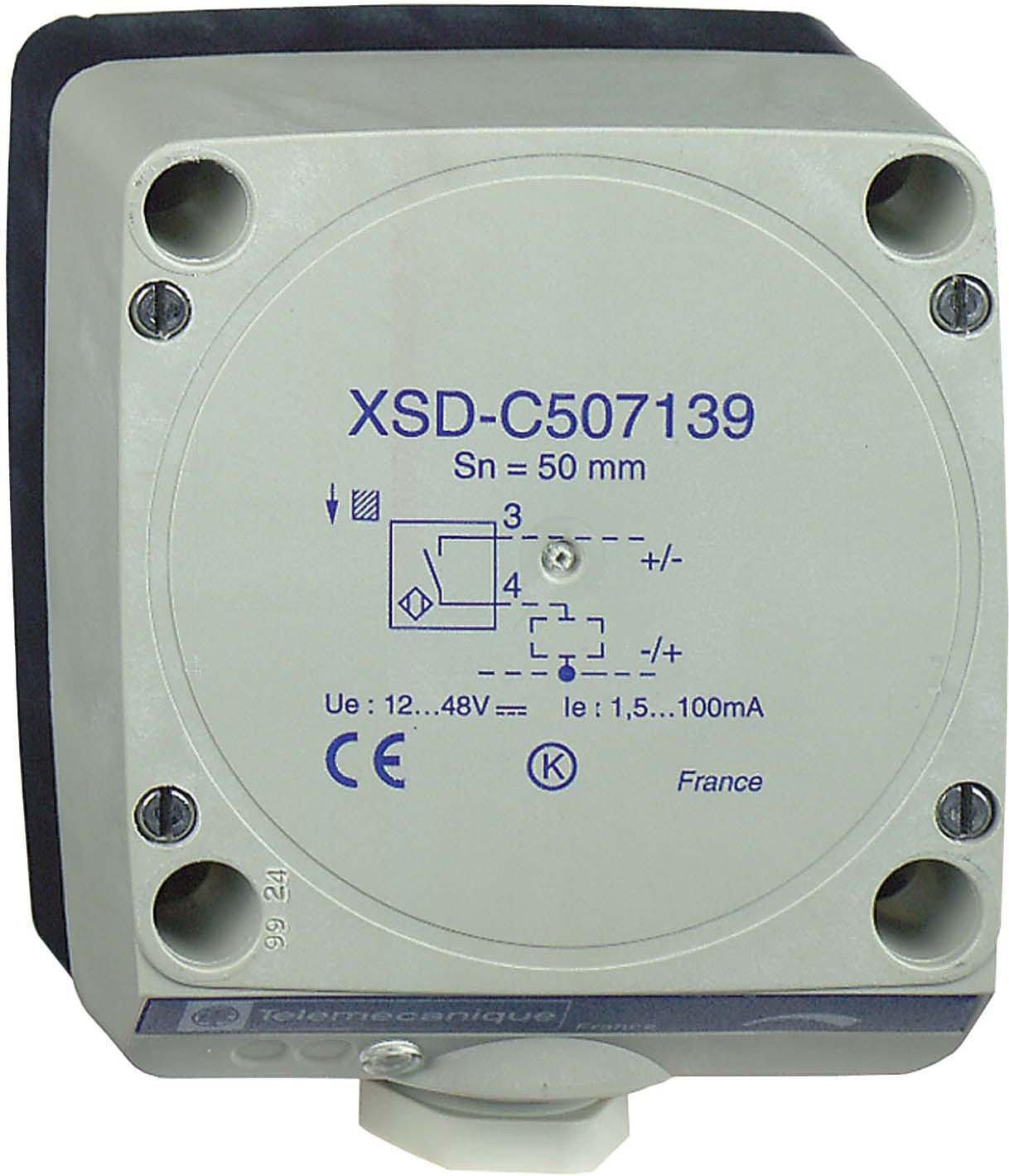 Schneider Electric XSDC607139 Detector Proximidad Inductivo: Amazon.es: Industria, empresas y ciencia