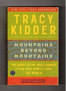 mountains beyond mountains essay desus mero dissertation page essay on rockafella