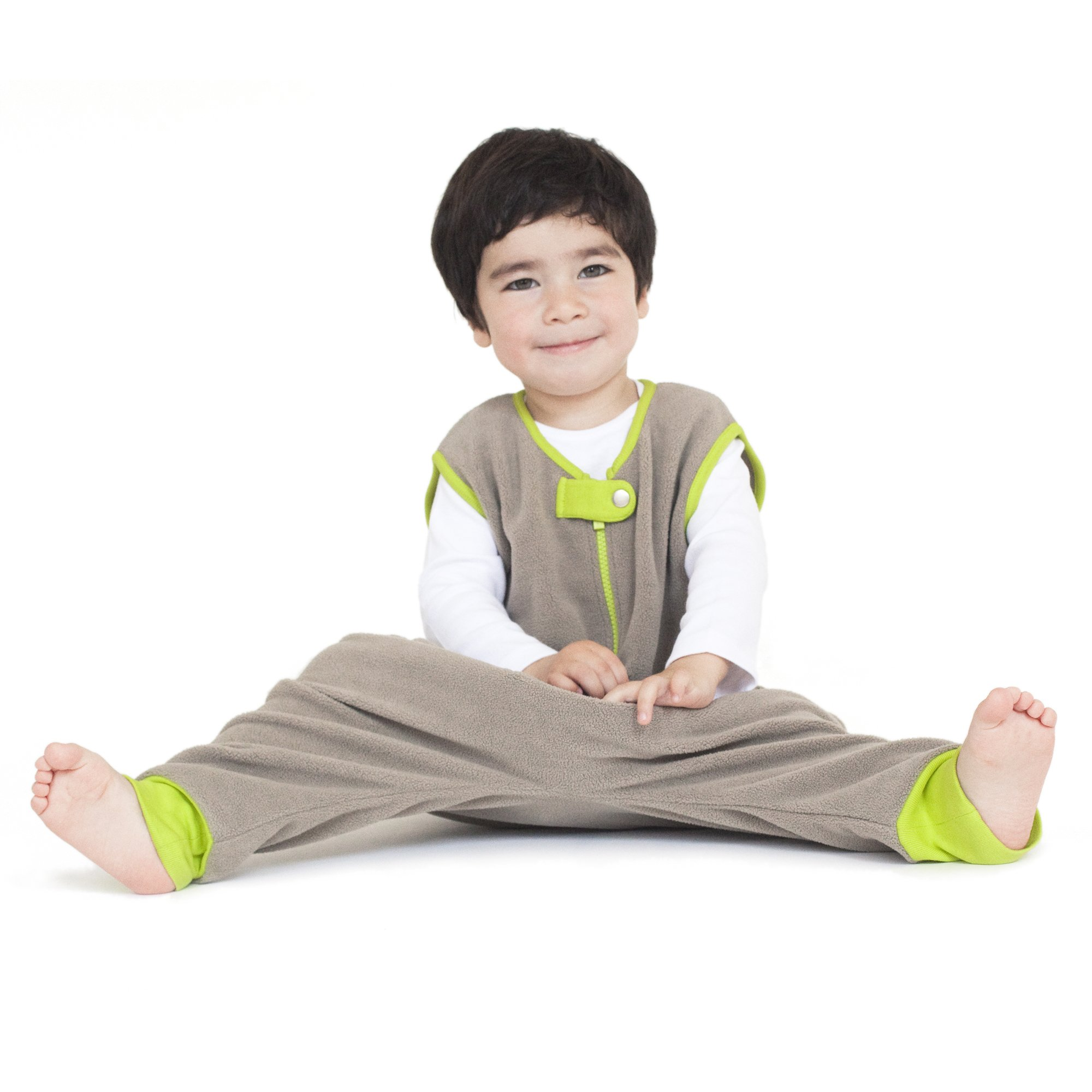 Amazon Com Baby Deedee Sleep Fleece Kicker Sack With Feet