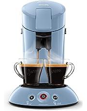 Philips Cafetera Senseo New Original, Elección de crema Plus, grosor de café, color negro