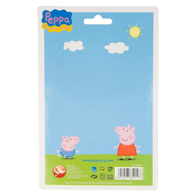 Set 2 cubiertos estuche Peppa Pig baby