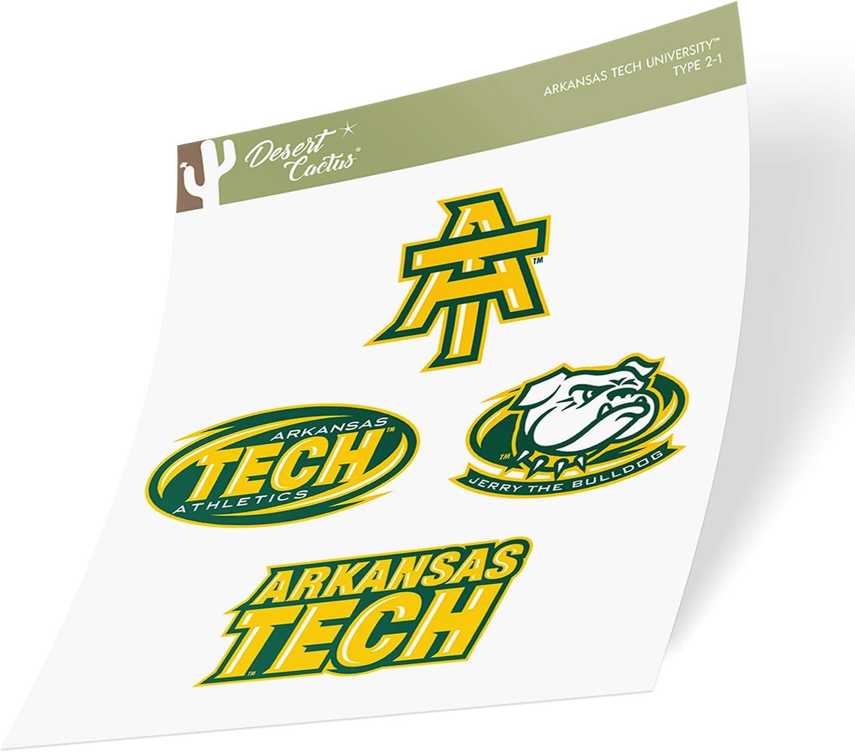 Arkansas Tech University Wonder Boys Golden Suns NCAA Vinyl Decal Laptop Water Bottle Car Scrapbook Sticker - 00019A