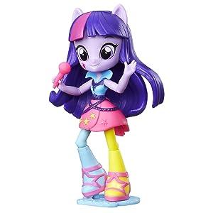 My Little Pony Equestria Girls Minis Rockin Twilight Sparkle