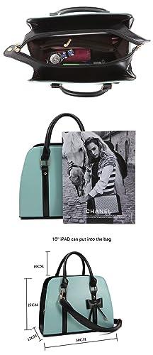 Amazon.com: Las mujeres Monederos y bolsos de mano Lazo Ocio ...