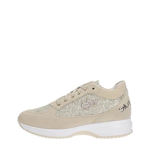 Blu Byblos 672003 Sneakers Donna BEIGE 35: Amazon.it: Scarpe