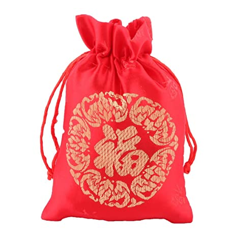 Amazon.com: eDealMax Disfraces Caramelo Bolsa de la joyería ...