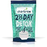 Charbrew Day Time Tea Detox 28 Days (No Laxative Effect)