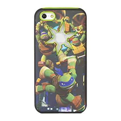Amazon.com: Teenage Mutant Ninja Turtles Funda rígida de ...