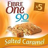 Fibre One Salted Caramel Squares, 5x24 g