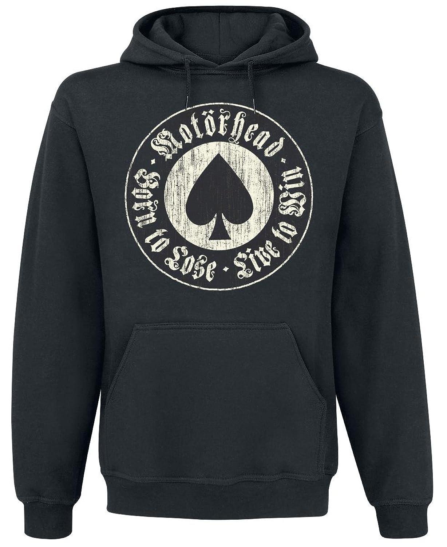Mot?rhead Born To Lose Hooded sweatshirt black