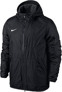 Nike Kinder Jacke Team Fall Jacket, Dark ObsidianWhite, S