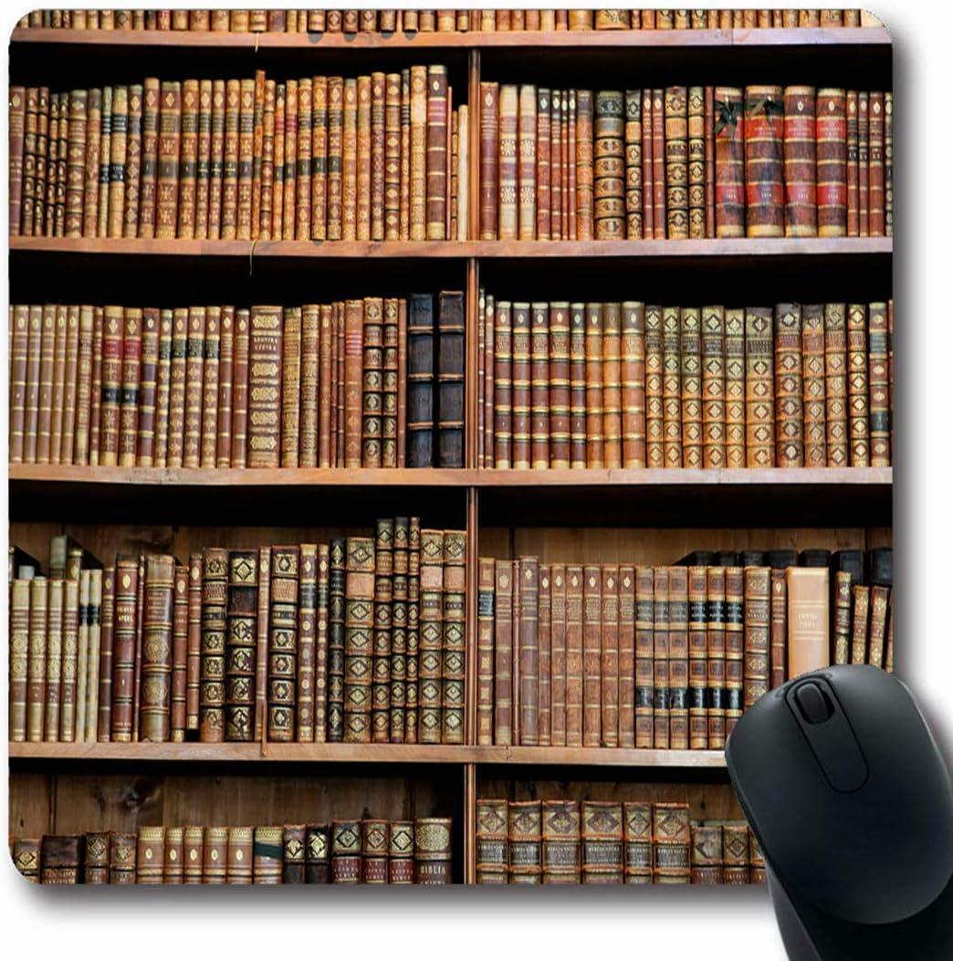 Alfombrillas para Computadoras Marrón Antiguo Ley Libros ...